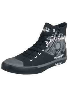 No More Rules Sneaker - Buty sportowe wysokie - Rock Rebel by EMP