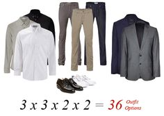 How to Increase Your Outfit Options While Keeping Your Wardrobe Trim