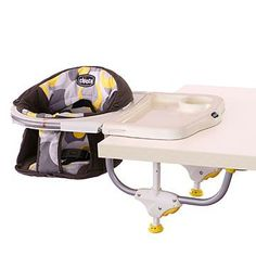 Chicco 360 Hook On - Miro - FAO Schwarz® Make your child apart of the family dining table. It turns in two directions and of course its in my beloved Chicco Miro collection! Baby Needs, Baby Love, Baby Momma, Travel High Chair, Best High Chairs, Portable High Chairs, Baby Chair, Babies R Us, Reborn Babies