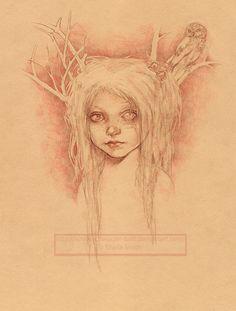 Hazel Spirit by *LucitaniaMarie
