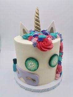 Unicorn Cakes, Birthday Cake, Treats, Desserts, Food, Sweet Like Candy, Birthday Cakes, Deserts, Dessert