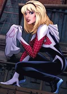 Spider-Woman - Gwen Stacy