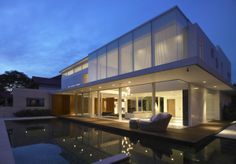 The Margoliouth House by DLab