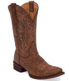 Corral Clint Basic Cowboy Boot - Men's Shoes | Buckle
