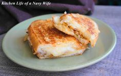 french onion grilled cheese sandwich | the kitchen life of a navy wife
