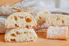 Итальянский хлеб стирато