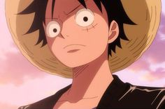 ai que lindo, afu One Piece 1, One Piece Luffy, One Piece Anime, Pirate Names, Zoro Nami, The Pirate King, Monkey D Luffy, Joker And Harley Quinn, Funny Faces