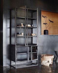 ☎+90 216 412 25 54 📱+90 552 232 56 58 Living Room Glass Cabinet, Living Room Cabinets, Glass Cabinet Doors, Glass Cabinets, Metal Cabinets, Glass Doors, Cupboards, Showcase Cabinet, Cabinet Dimensions