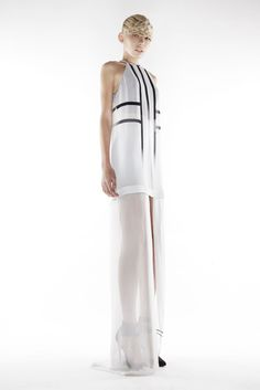 Dion Lee Fall 2012 Ready-to-Wear Collection Photos - Vogue