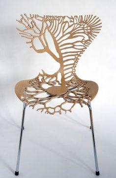 That Doesnu0027t Look Functional... Chair By Lisa Jones.
