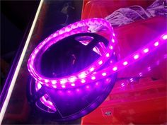 5050SMD NovaBright Pink Flexible Waterproof LED Light Strip 16 Ft Reel Kit