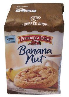Pepperidge Farm Banana Nut Cookie by theimpulsivebuy, via Flickr