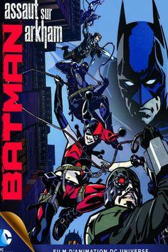 Directors: Jay Oliva, Ethan Spaulding Writers: Bob Kane (Batman created by)…