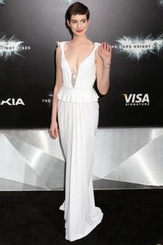Best of the best from the Dark Knight Rises premiere