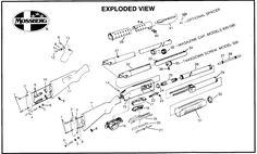 Mossberg 500 Shotgun Parts Diagram
