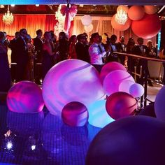 Giant Balloons, Concert, Globes, Recital, Concerts