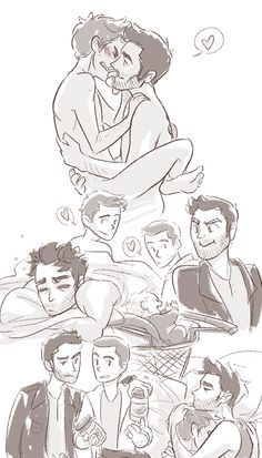 Teen Wolf - Derek Hale x Stiles Stilinski - Sterek Everyone loves this