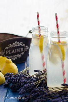 lemon lavender syrup-6