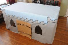 Blanket Fort 1