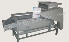 http://amisyfoodmachine.com/product/nuts-processing/palm-nut-shelling-machine.html Palm Nut Cracking&Shelling Machine/Multifunctional Nut Processing Machinery Palm nut shelling machine is one grade size cracking process. It cracks nuts one time one size and the roller gaps can be adjusted for other sizes cracking. E-mail: info@amisyfoodmachine.com