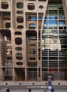 #architecture : Gallery: Clorindo Testa's Banco de Londres Through the Lens of Federico Cairoli