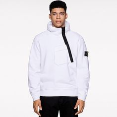 Adidas Originals Trefoil Jersey con capucha verde noche cinta TNT