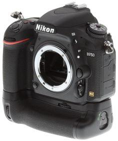 Nikon D750 with Nikon MB-D16 BatteryGrip