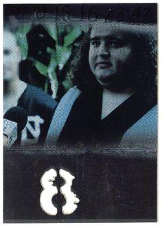 Lost - Season 1 - Numbers Die-Cut Cards # 8 Reporter: How'd you come… Lost Season 1, Die Cut Cards, Best Tv Shows, Die Cutting, Numbers, Mint, Seasons, Dog, My Love