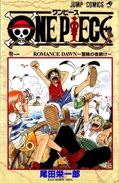 """""""One Piece"""" Volume 1"""