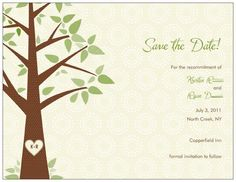 vistaprint save the date dimensions