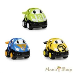 Oball Go Grippers Sport Vehicles and thousands more of the very best toys at Fat Brain Toys. Featuring the signature Oball design that's perfect and easy for little fingers to grasp and control, these vibrant race cars are trul. Lego Ninjago, Hot Wheels, Race Car Sets, Toddler Stocking Stuffers, Disney Babys, Car Carrier, Baby Jogger, First Car, Cute Cars