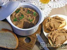 Паштет из куриной печени со сливочным маслом рецепт с фото