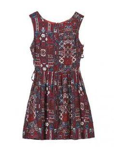 Φόρεμα με τύπωμα