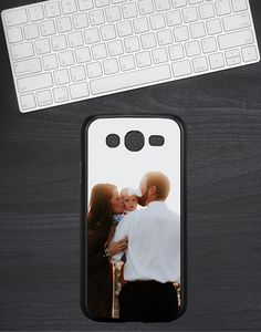 Personnalisez cette coque Samsung Galaxy grand + ! Par des textes, des images vos propres photos, etc.... Une coque fashion et unique rien que pour vous.