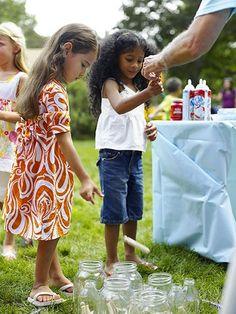 Carnival Party! Host a Backyard Carnival Bash