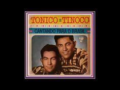 Tonico & Tinoco   BANDEIRA PAULISTA   cateretê Tinoco   José Russo PHILI...