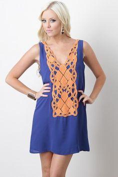 Amity Temple Dress