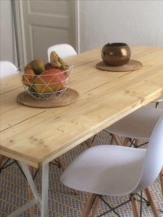 Ma table diy!