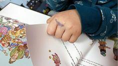 Minskad högläsning för barn leder till sämre läsförståelse - Sveriges Radio