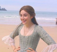 A happy and carefree Morwena Chynoweth before her unhappy marriage to Osbourne Whitworth 😒 POLDARK Story Inspiration, Character Inspiration, Aidan Turner Poldark, Masterpiece Theater, Unhappy Marriage, Eleanor Tomlinson, A Writer's Life, Into The Fire, Romance