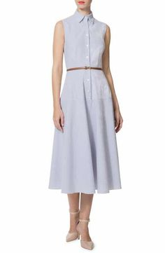 Donna Morgan Midi Shirtdress