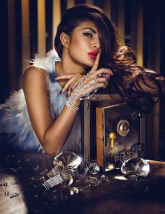 Jacqueline Fernandez by Signe Vilstrup for Vogue India July 2015
