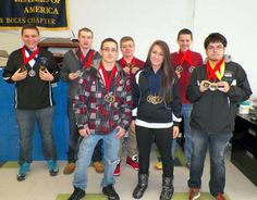 Herkimer-Fulton-Hamilton-Otsego BOCES Information Technology Academy students recently won a combined 32 medals in the Future Business Leade...