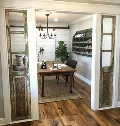 3 Charming Clever Ideas: Natural Home Decor Diy Tree Stumps natural home decor ideas headboards.Natural Home Decor Modern White Kitchens natural home decor living room interior design.All Natural Home Decor Floors. Feng Shui, Farmhouse Office, Farmhouse Style, Rustic Office, Vintage Farmhouse, Farmhouse Decor, Industrial Farmhouse, Country Style, Vintage Office Decor
