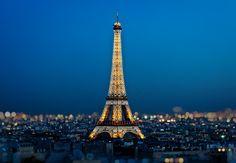 Eiffel Tower by Vladimir Yashayev on 500px