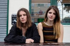 Ellie Rowsell and Sadie Cleary (former member, bass    2010-2012)
