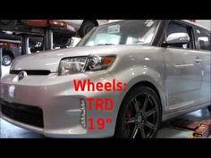 Scion xB Custom TRD Build at Country Hills Toyota Scion - YouTube