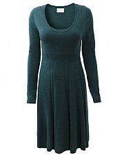 Merino Cable Dress | East