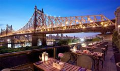 Penthouse 808 - Best New York Restaurant and Night club: Great View!!! (saw this on Sandra Lee's Taverns Clubs)
