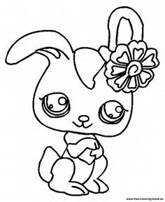 coloring book pages | Coloring pages Littlest Pet Shop - Page 2 - Printable Coloring Pages ...